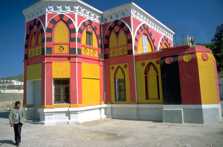 mosque in Vlora