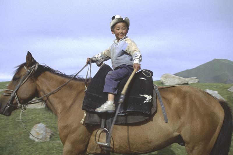 Taras' ride