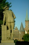 butts and Holstentor