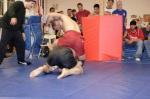 René D. hitting opponent