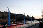 Hotel Dieu et Seine River