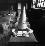 Girl with Dunce Cap, 1972