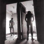 Two Men, Two Rooms, NY, 1977