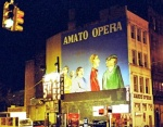 Amato Opera House at 319 Bowery, NYC.