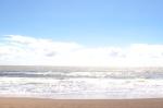 Argentina, Aguas Verdes: ocean.